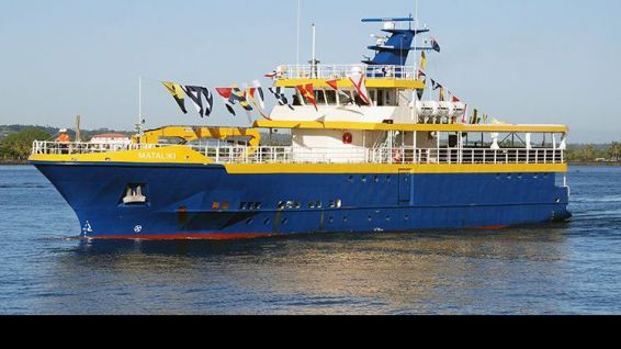 Le ferry Mataliki © Government of Tokelau