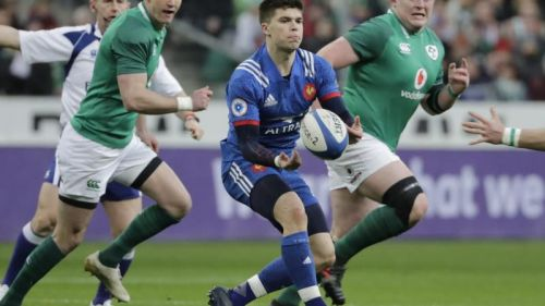 Tournoi des VI nations : La France perd face à L'Irlande (13 à 15 (...)